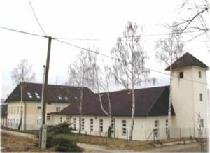 Budova hasičského záchranného sboru